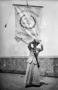 Suffragist - Granger, Montana Women Vote