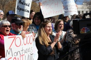 Montana Women Vote, Montana, Medicaid Expansion
